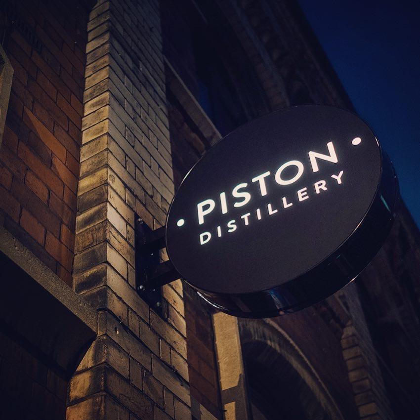 Piston Gin Distillery